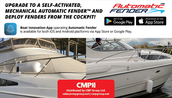 CMP Now a Distributor of Automatic Fenders